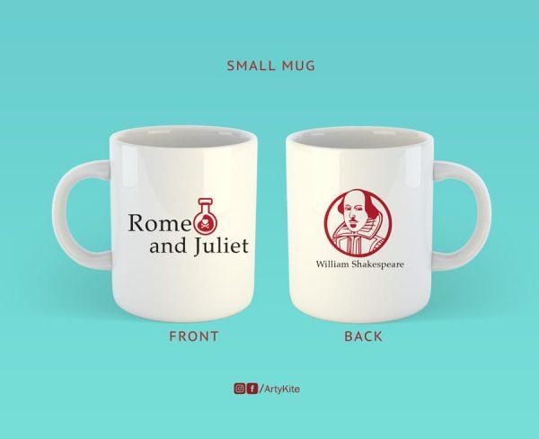 Romeo Juliet mugs