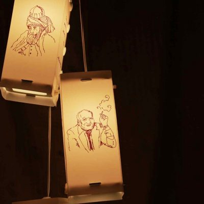 Faiz-Ahmed-Faiz-Mohammad-Rumi-Lamp|Gifts-for-Book-Lovers|Artykite