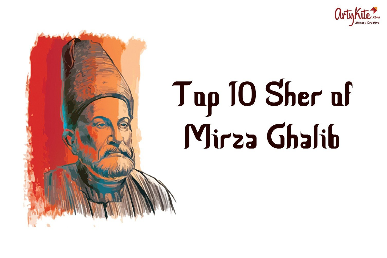 Top 10 Ghalib Sher