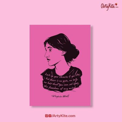 Freedom-of-Mind|Virginia-Woolf-Diary|Artykite
