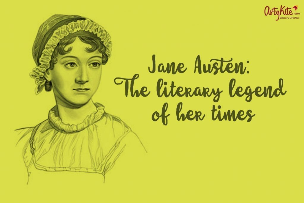 Jane Austen: The literary legend
