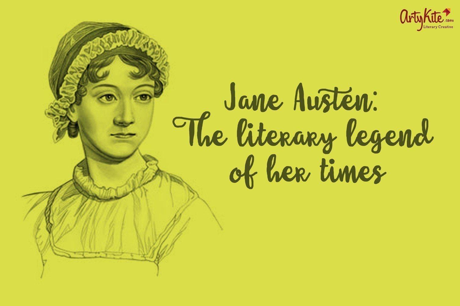 Jane Austen: The literary legend