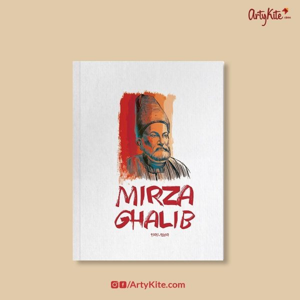 Ghalib-Diary|Funky-Notebooks|Artykite