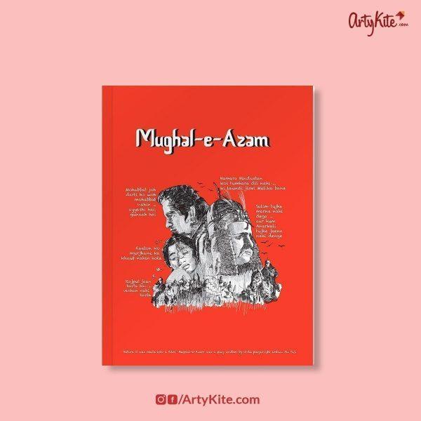 mughal e azam diary