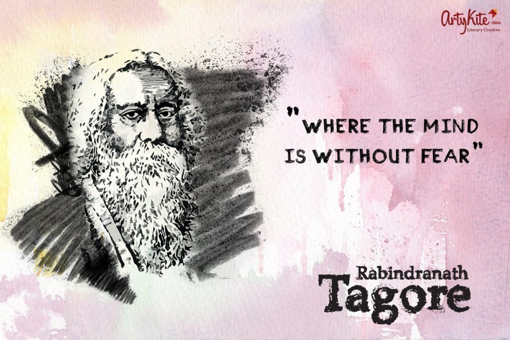 where the mind without fear by rabindranath tagore