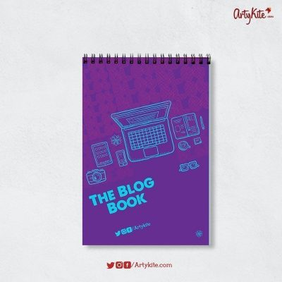 Blog-Book|Funky-Notebooks|Artykite